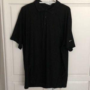Nike Golf Black Polo